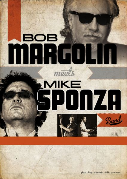 Bob Margolin meets Mike Sponza
