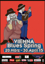 Vienna Blues Spring 2015